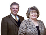 Pastor Danny and Sandi Carpenter